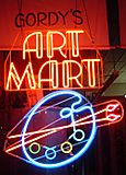 Gordy's Art Mart