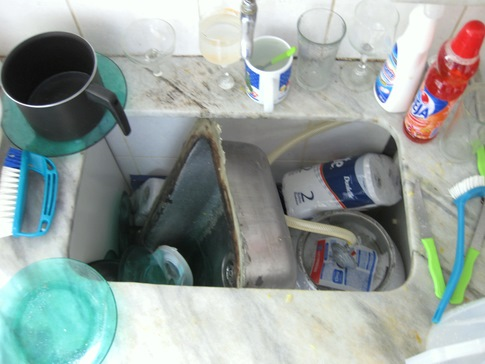 Collapsed Sink