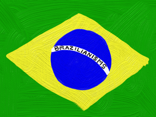 Brazilianisms Flag
