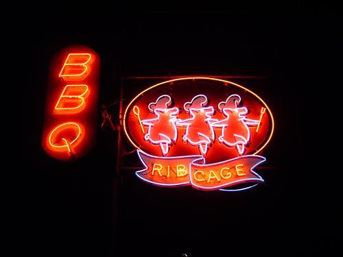 Rib Cage Barbecue