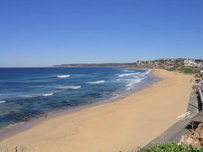 Merewether_beach_1